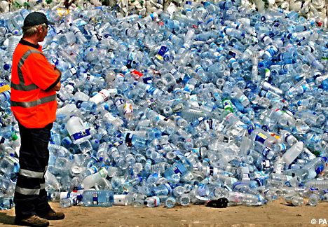 plastic bottles | TALKIN TRASH BLOG